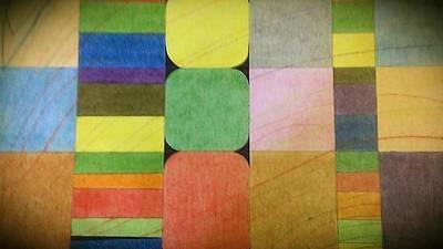 Abstarct Pattern Design Original by Jonathon Hansen