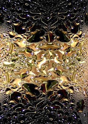 Abstract Fusion 74 Print by Will Borden