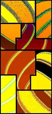 Abstract Fusion Digital Art - Abstract Fusion 92 by Will Borden