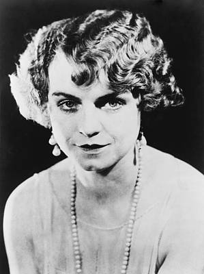 Unsolved Photograph - Actress Dorothy King Was A Broadway by Everett