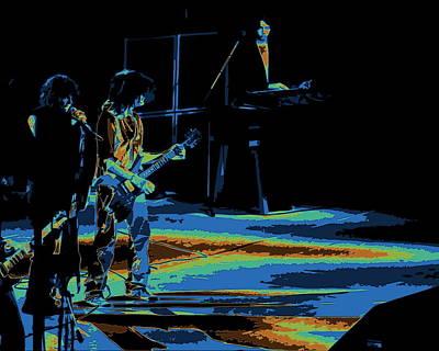 Aerosmith Photograph - Aerosmith In Spokane 13c by Ben Upham