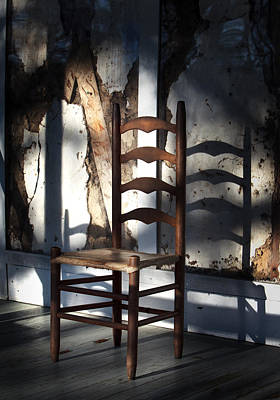 Sun Porches Photograph - Afternoon Sun by Cecil Fuselier