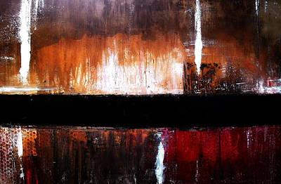 Ageless Painting - Ageless Iv by Pristine Cartera Turkus