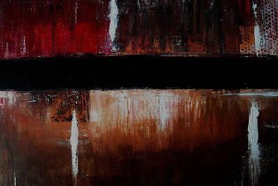 Ageless Painting - Ageless V by Pristine Cartera Turkus