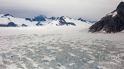 Alaska Frontier Print by Mike Reid