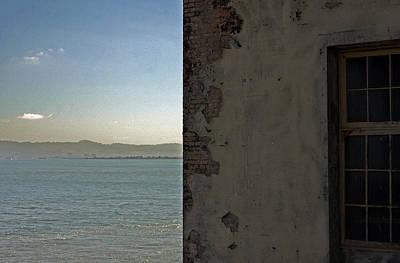 Alcatraz Photograph - Alcatraz View by Ty Helbach