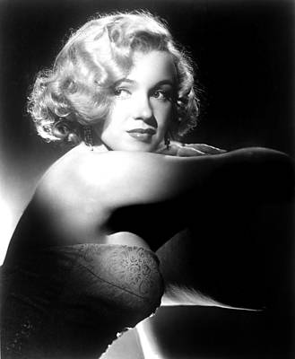 Colbw Photograph - All About Eve, Marilyn Monroe, 1950 by Everett