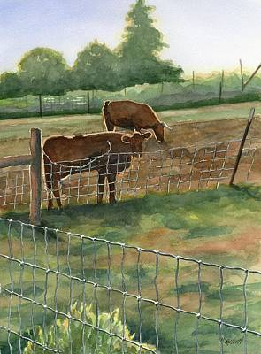 All Aglow Original by Marsha Elliott