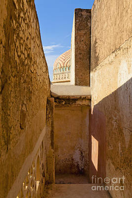 Amber Fort Stairway Print by Inti St. Clair
