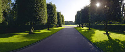 St. Laurent Photograph - American Cemetery At Omaha by Jan Faul