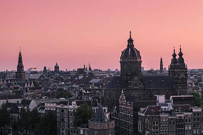 Amsterdam 02 Print by Tom Uhlenberg
