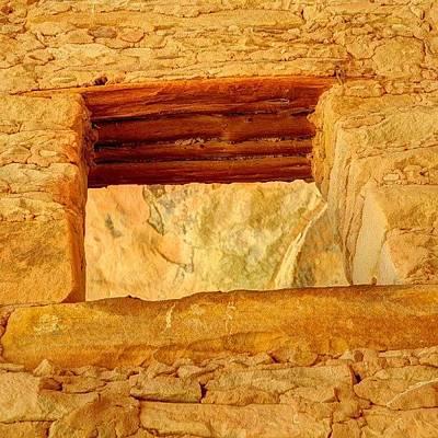 Desert Photograph - #anasazi #cliffdwelling #ancient by Gary Whitton