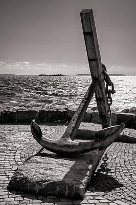 Bright Photograph - Anchor Islet by Ari Salmela