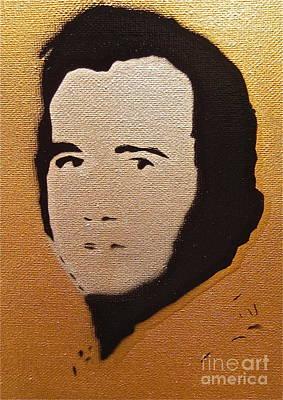 Andy Kaufman Print by Tom Evans