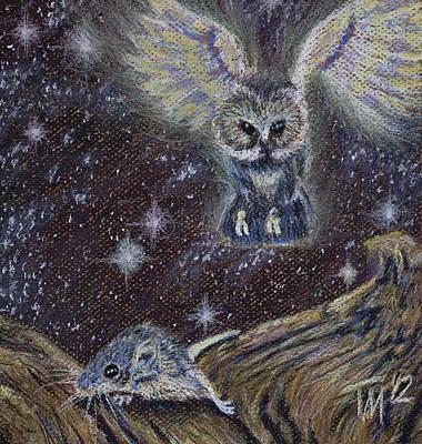 Angel Of Death Print by Thomas Maynard