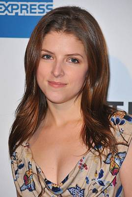 Tribeca Film Festival Premiere Photograph - Anna Kendrick At Arrivals For 2011 by Everett