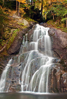 Waterfall Photograph - Anointing  by Aron Kearney