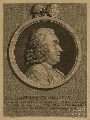 Antoine Deparcieux Print by Granger