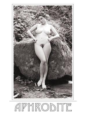 Aphrodite Print by Ellis Christopher