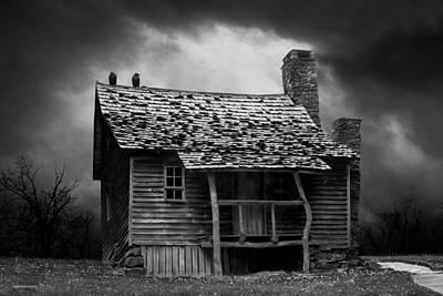 Appalachian Memories Print by Ron Jones