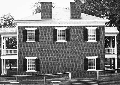 Appomattox Courthouse Print by Teresa Mucha