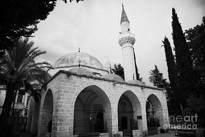 arabahmet mosque in nicosia TRNC turkish republic of northern cyprus Print by Joe Fox