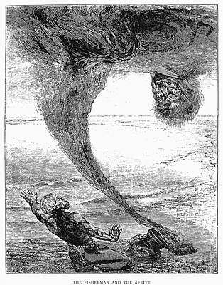 Arabian Nights, 1903 Print by Granger