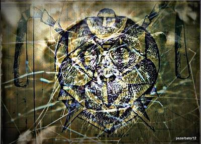 Arachnids Print by Paulo Zerbato