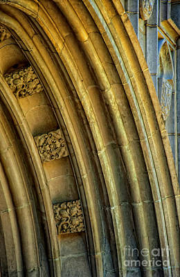 Arch Print by Kathleen K Parker