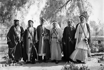 Aref Al-aref (1892-1973) Print by Granger