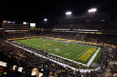 Arizona State Sun Devil Stadium Print by Getty Images