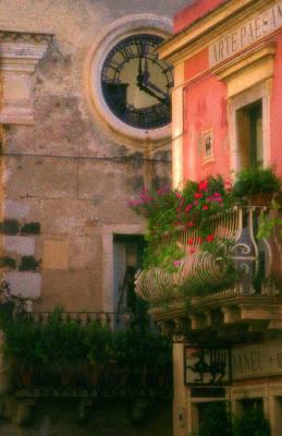 Sicily Digital Art - Artepaesana by John Galbo