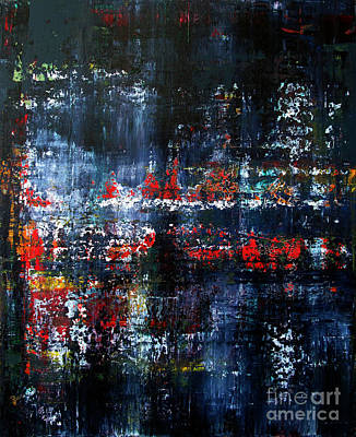 Artifact Painting - Artifact 1 by Charlie Spear