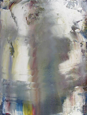Artifact Painting - Artifact 20 by Charlie Spear