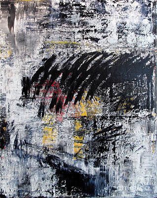 Artifact Painting - Artifact 4 by Charlie Spear