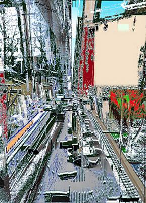 Digital Art - Artsdelivered by Immo Jalass