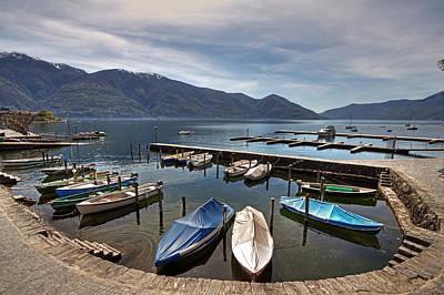 Tessin Photograph - Ascona - Ticino by Joana Kruse