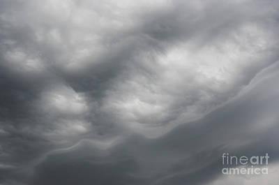 Asperatus - Sky Before Storm Print by Michal Boubin