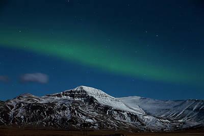 Cold Temperature Photograph - Aurora Borealis by Pall Jokull - www.flickr.com/photos/palljokull