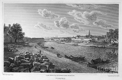 Austria: Vienna, 1821 Print by Granger