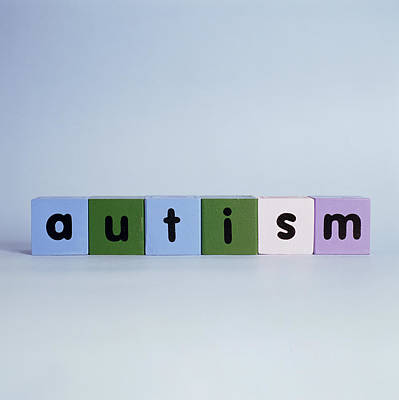 Autism Print by Cristina Pedrazzini