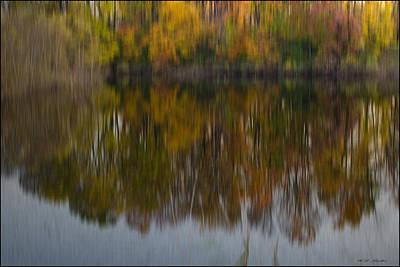 Golf Mixed Media - Autumn Colors  by Heinz G Mielke