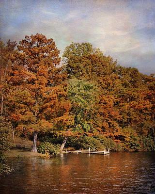 Autumn's Edge Print by Jai Johnson