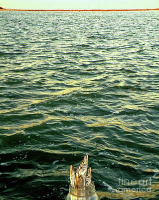 Water Jars Photograph - Back To The Sea by Joe Jake Pratt