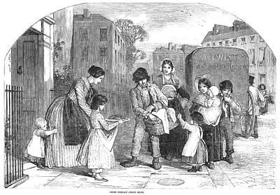 Baker, 1851 Print by Granger