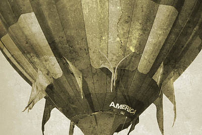 Vmi Photograph - Ballooning II by Betsy C Knapp