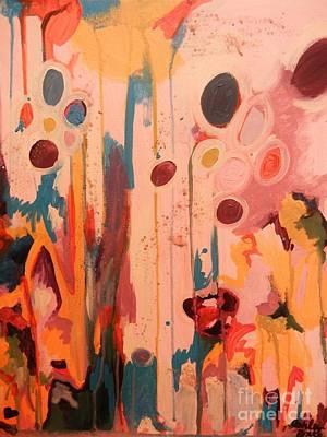 Walmart Painting - Balloons by Ashley Brake