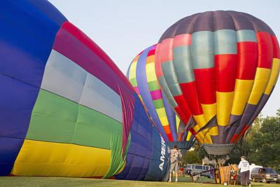 Vmi Photograph - Balloons by Betsy C Knapp