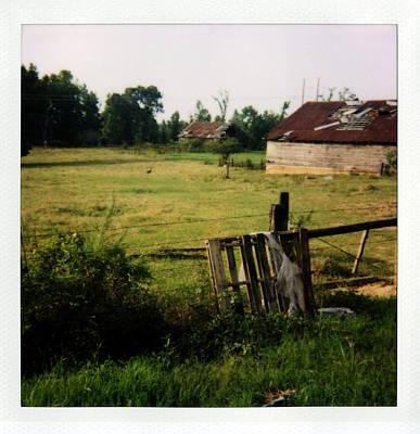 Tarkovsky Photograph - Barn- La Hwy 145 by Doug  Duffey