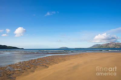 Beach Ireland Print by Andrew  Michael